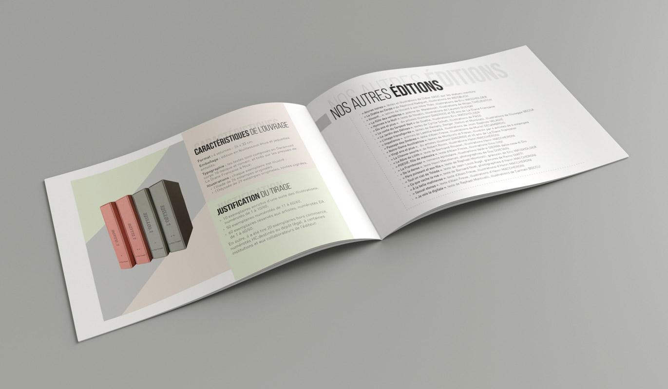 Catalogue Liliade et l'Odyssée - Nos autres éditions